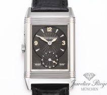JAEGER LE COULTRE REVERSO DUOFACE GMT DAY & NIGHT 270.8.54