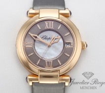 CHOPARD IMPERIALE 36 MM ROSEGOLD 750 DIAMANTEN AUTOMATIK 384822 GOLD MEDIUM