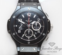 HUBLOT BIG BANG BLACK MAGIC 44 MM KERAMIK CHRONOGRAPH AUTOMATIK 301.CX.130.RX