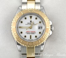ROLEX LADY YACHTMASTER 169623 STAHL GELBGOLD 750 AUTOMATIK 29 MM DAMEN GOLD