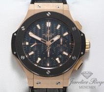 HUBLOT BIG BANG EVOLUTION ROSEGOLD 750 301.PM.1780.RX CHRONOGRAPH AUTOMATIK