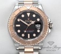 ROLEX YACHTMASTER 116621 STAHL ROSEOLD 750 AUTOMATIK 40 MM YACHT MASTER GOLD