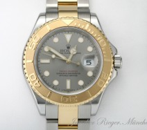 Rolex Yachtmaster 16623 Stahl Gold 750 Automatik 40 mm 2005 Yacht Master