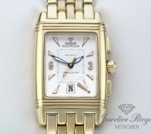 Jaeger Le Coultre Reverso Gran Sport Gold 750 295.1.59 Chronograph JLC-Revision