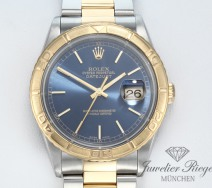 Rolex Datejust 36 Turn O Graph 16263 Stahl Gelbgold 750 2003/04 Automatik Gold