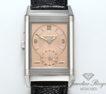 Jaeger Le Coultre Reverso Duetto Night and Day  270.3.54 Weissgold 750 Gold