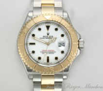 Rolex Yachtmaster 16623 Stahl Gold 750 Automatik 40 mm 2007 Yacht Master