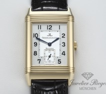 Jaeger Le Coultre Reverso Grande Taille 270.1.62 Gelbgold 750 Handaufzug Gold