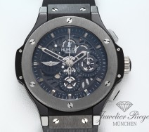 Hublot Big Bang Aero Bang Morgan Skeleton 2010 Keramik 310.CK.1140.RX.MOR08