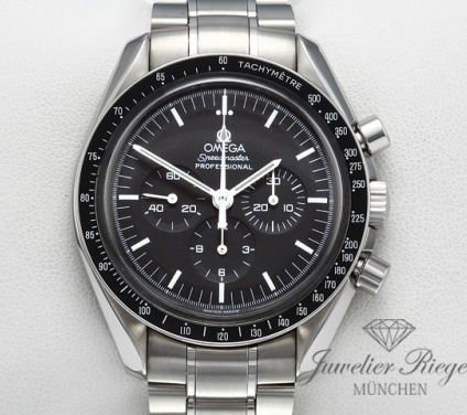 Omega Speedmaster Professional Moonwatch 35605000 Stahl 1999 Limited Edition